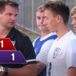 Boys Soccer: Cats battle to 1-1 tie at Vicksburg
