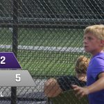 Boys Tennis: Three Rivers 5 Bronson 2