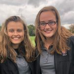 Girls Golf: Zeimet & Hoxie Honorable Mention All-Conference