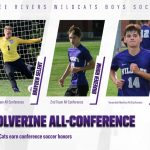 Boys Soccer: Three Cats earn conference honors