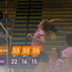 Volleyball: Cats fall to Eddies