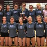 Volleyball: Cats champions at Parchment Tournament