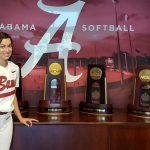 Softball: Heivilin picks SEC Crimson Tide