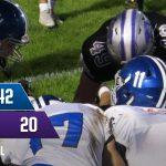Football: Cats fall to Plainwell