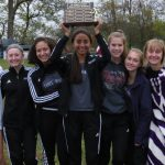Cross Country: Girls County Champs, Boys 2nd