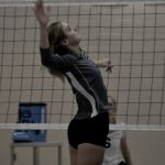Volleyball: Cats split to end regular season