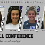 Volleyball: Cats land four on All-Conference team