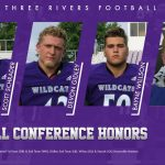 Football: Four Cats land on All-Conference teams