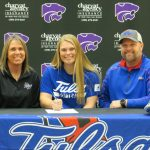 Softball: Nash signs with Tulsa University