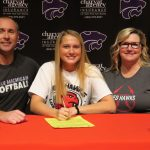 Softball: Eldridge signs with Lake Michigan College