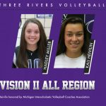 Volleyball: Miller, Heivilin named All-Region