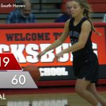 Girls Basketball: Heivilin's 26 leads Cats to win at Vicksburg