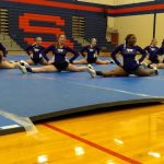Competitive Cheer: Cats 7th at Conference Jamboree