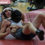 Wrestling Individual Regional: Davis & Lafferty battle in Constantine