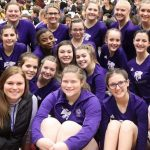 Competitive Cheer: Cats at CCCAM Invitational in Paw Paw