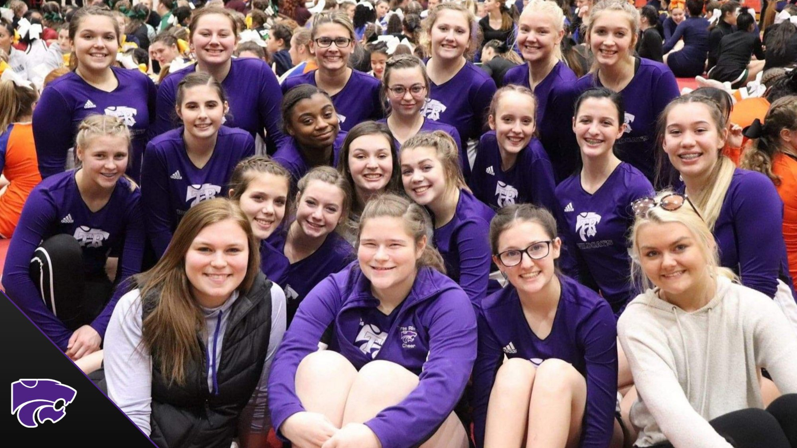 Competitive Cheer Districts: Cats score season best as season ends