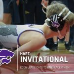 Wrestling: Cats 6th at Hart Invitational