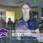 Bowling: Boys & Girls win heading into break