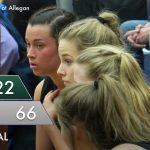 Girls Basketball: Cats improve to 6-0 with win at Berrien Springs
