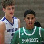 Boys Basketball: Ellifritz & Moore lead Cats over Shamrocks