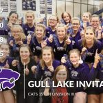 Competitive Cheer: Cats 1st in D-3 at Gull Lake Invite