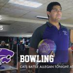 Bowling: Boys win, Girls fall to Allegan