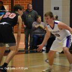 Boys Basketball: Cats fall late to Sturgis