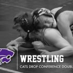 Wrestling: Cats fall to conference powers