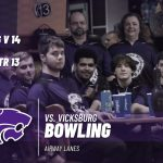 Bowling: Cats battle Vicksburg at Airway Lanes