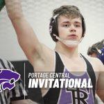 Wrestling: Portage Central Invitational