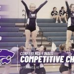 Competitive Cheer: Cats 6th at Conference Finals
