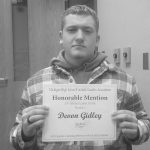 Football: Gidley, Wildcats earn Honorable Mention Academic All-State honors