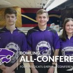 Bowling: Four Cats earn All-Conference honors