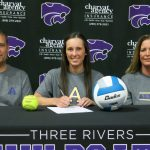 Volleyball/Softball: Bissett signs with Albion
