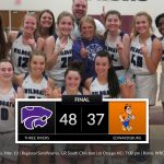 Girls Basketball: District Champs! Cats knock off Edwardsburg