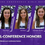 Girls Basketball: Five Wildcats earn all-conference honors