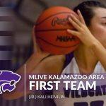Girls Basketball: Heivilin named Mlive Kalamazoo Area First Team