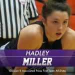 Girls Basketball: Miller named AP First Team All-State