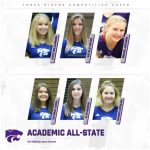 Competitive Cheer: Six Cats named Academic All-State