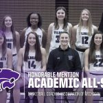 Girls Basketball: Cats earn Honorable Mention Team Academic All-State