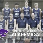 Boys Basketball: Cats earn Honorable Mention Academic Team All-State