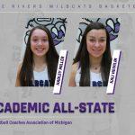 Girls Basketball: Miller, Heivilin named Academic All-State