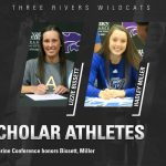 Bissett, Miller named Scholar-Athletes by the Wolverine Conference