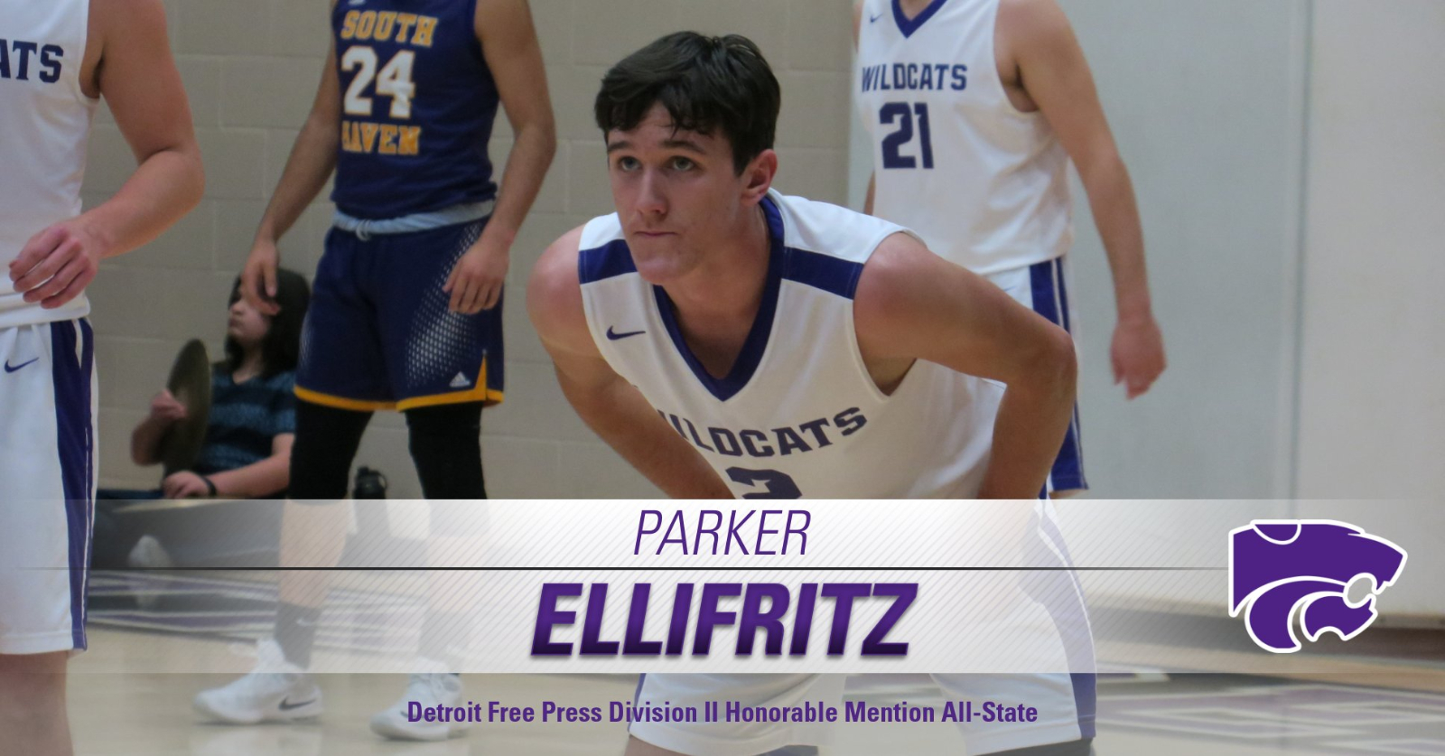 Boys Basketball: Ellifritz named Honorable Mention All-State