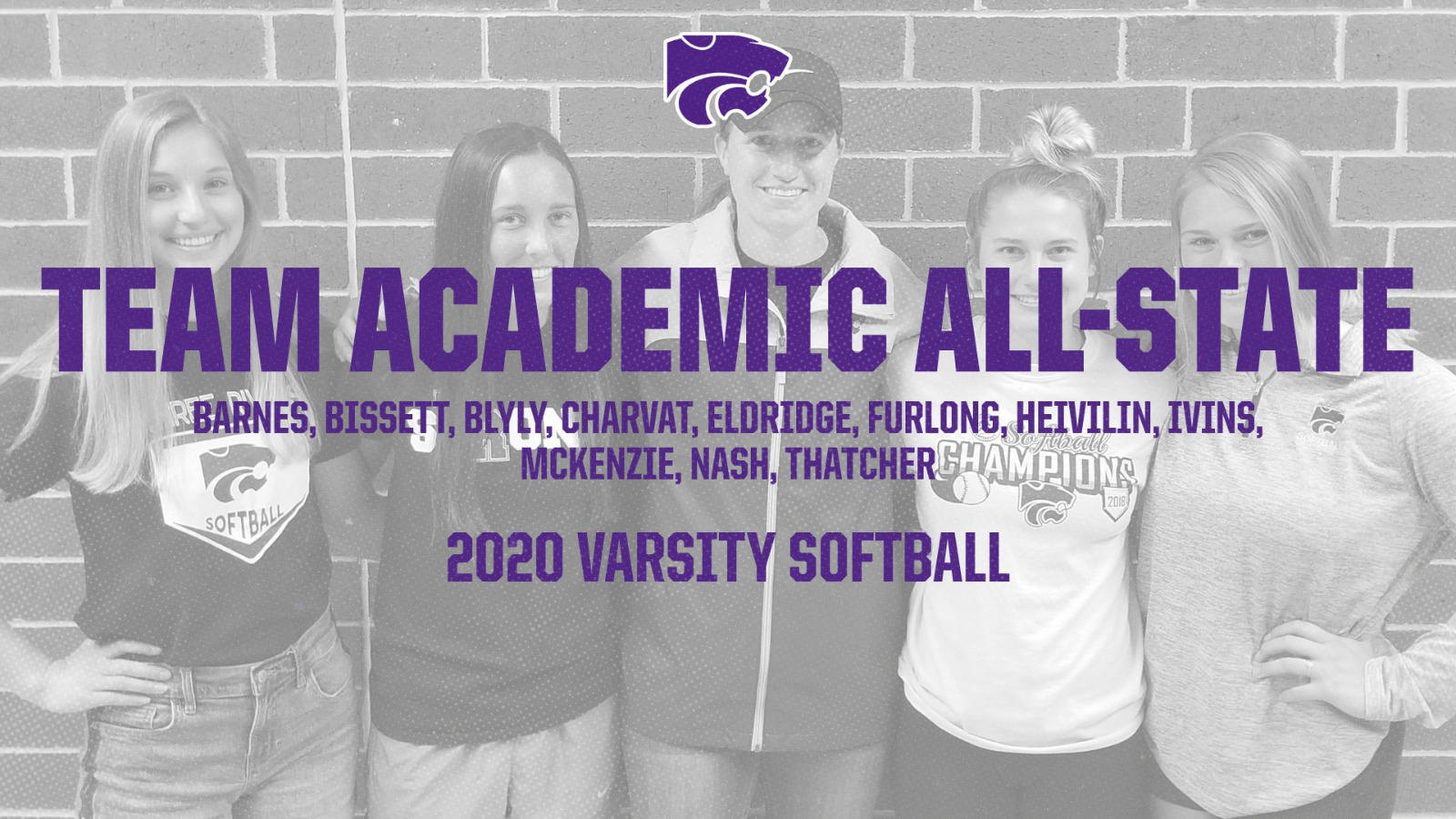 Softball: Cats earn Team Academic All-State honors