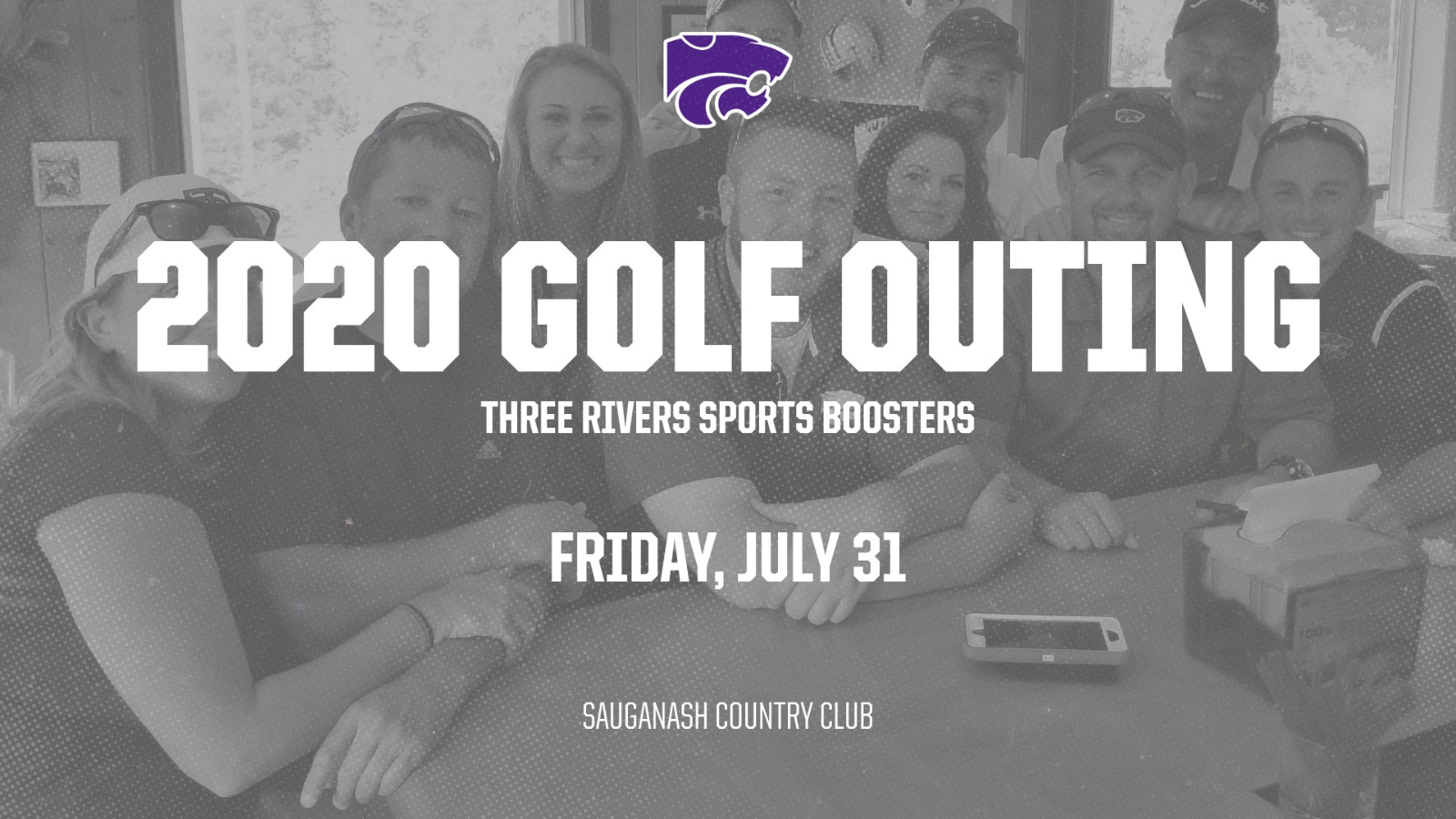 Sports Boosters Golf Outing set for July 31