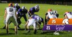 Football: Late score sinks Cats in opener