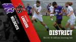 Boys Soccer: Districts Announced, Cats to Host Lancers