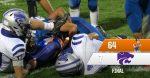 Football: Cats fall at Edwardsburg