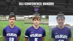 Boys Soccer: Three Cats Named All-Conference